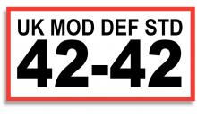 UK MOD DEF STD 42 42shadow